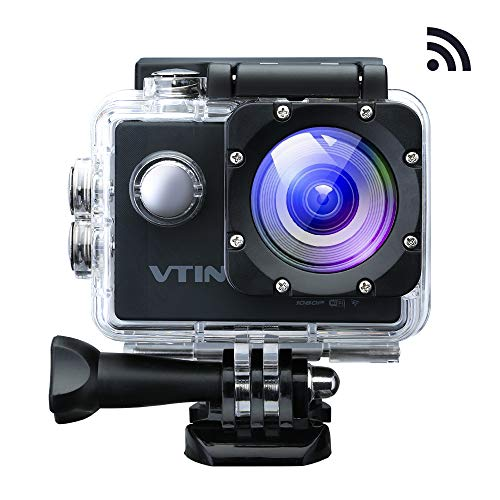 Vtin Eypro 1 WIFI Cámara Deportiva,1080p Vídeo y 12MP FHD...