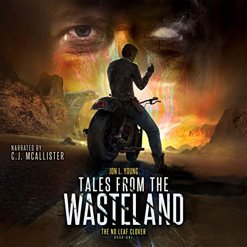 Couverture de Tales from the Wasteland