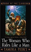 The Woman Who Rides Like a Man (text only) 1st (First) edition by T. Pierce