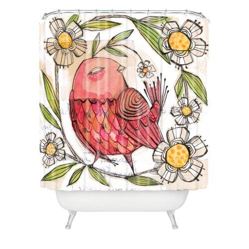 Deny Designs Cori Dantini Duschvorhang Not A Turkey 175,3 x 182,9 cm