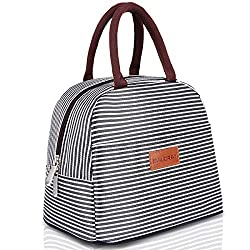 Best Teacher Lunch Boxes - BALORAY Lunch Bag Tote