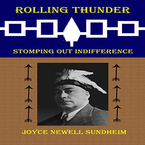 Rolling Thunder: Stomping Out Indifference audiobook cover art