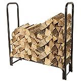 Pure Garden Firewood Log Rack