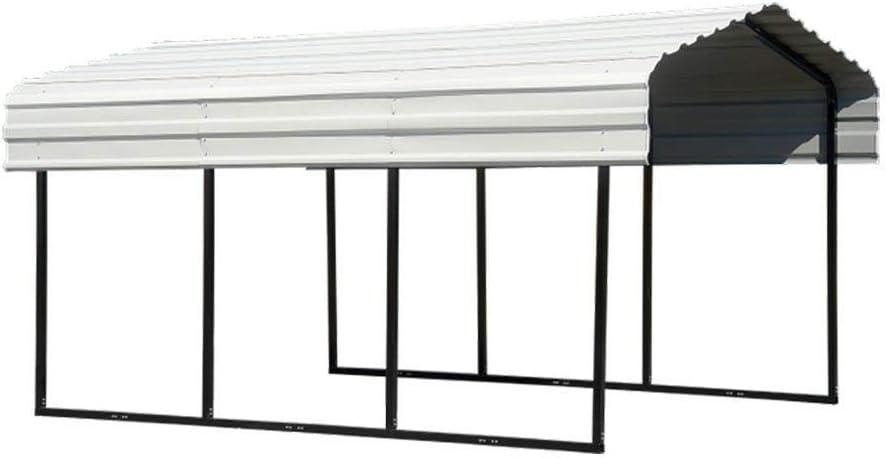 Arrow Shed 10' x Luxury goods 29' 7' 29-Gauge Steel with Galvanized Carport Max 69% OFF