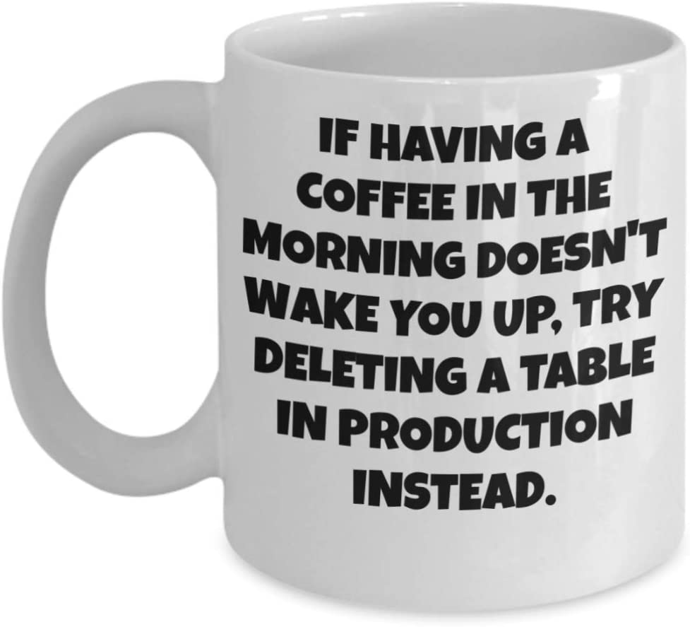 If having a coffee in the morning try you doesn't up delet Direct sale of manufacturer Limited price wake