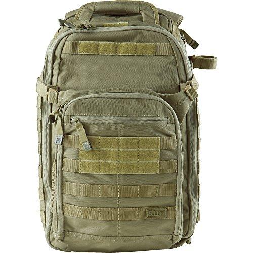 5.11 Tactical All Hazard Prime Sac à Dos de Trekking, 52 cm, 29 L, Sandstone