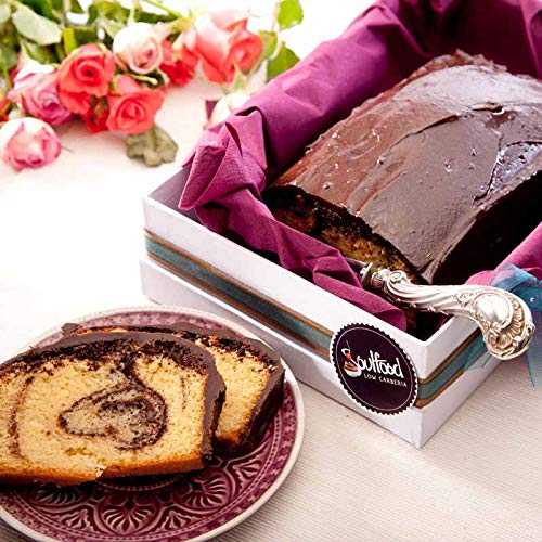Marmorkuchen von Soulfood LowCarberia 635g