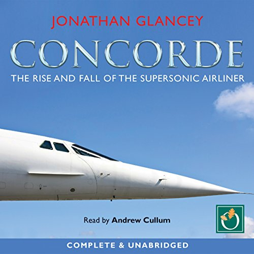 Concorde audiobook cover art