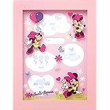 ナカバヤシ フーDTWー202 ディズニー 多面フレーム ピンク