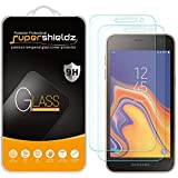(2 Pack) Supershieldz for Samsung (Galaxy J2 Shine) Tempered Glass Screen Protector, Anti Scratch, Bubble Free
