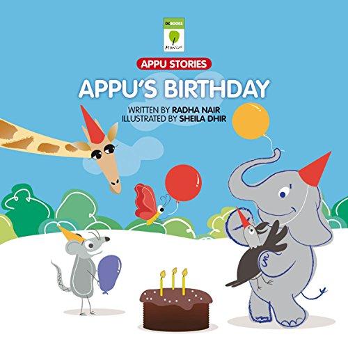 Appu's Birthday audiobook cover art