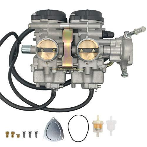 Rujie Raptor 660 600R YFM660R Carburetor for Yamaha 2001 2002 2003 2004 2005 Raptor 660 600R YFM660R Limited Edition Special Edition ATV Carburetor Carb