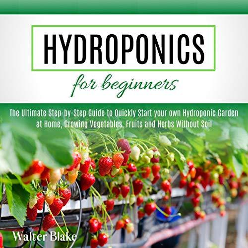『Hydroponics for Beginners』のカバーアート