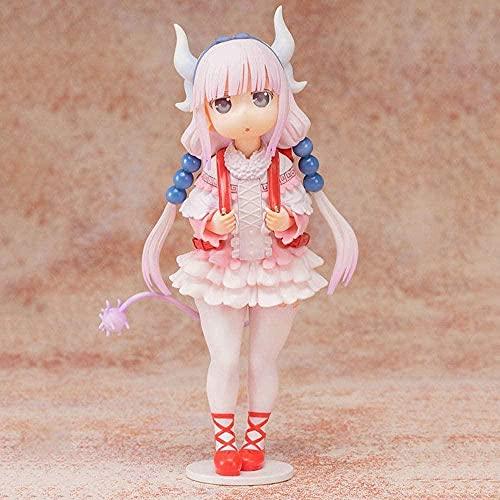 STKCST Anime Miss Kobayashi Dragon Maid Kanna Kamui 1/6 versión de Figura Escultura decoración Estatua muñeca Modelo Figura de Juguete Altura 18cm