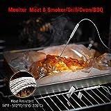 Zoom IMG-1 thermopro tp28c termometro da cucina