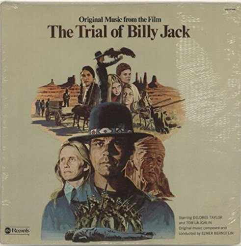 Original Music From The Film The Trial Of Billy Jack