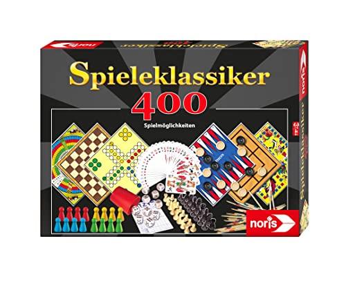 noris Noris 606111688 Spieleklassiker mit 400 Bild
