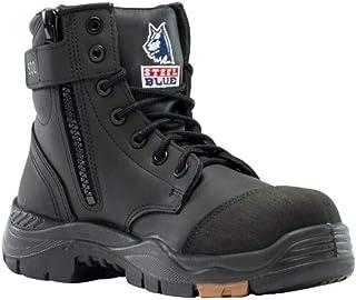 Steel Blue 317532 Argyle Zip Composite Safety Boots, Size