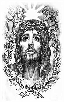 Best jesus tattoos sleeve Reviews