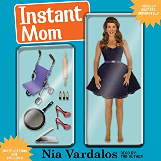 Instant Mom audiobook cover art