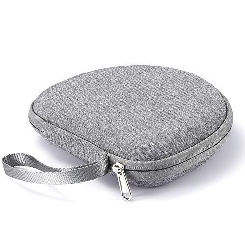 Hard Travel-Tasche für Sony MDRZX110NC / ZX300 / ZX310 / MDRZX110 ZX-Serie Stereo / MDRZX110AP Extra Bass-Kopfhörer, schützende Aufbewahrungstasche - Grau