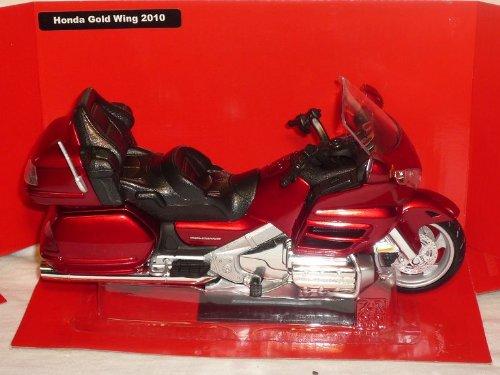 Honda Gold Wing Goldwing 2010 Rot Gl1800 Gl 1800 1/12 New Ray Motorradmodelle Motorrad Modell