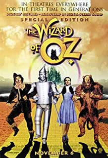 Wizard of Oz - Movie Poster (Size: 27 inches x 40 inches)