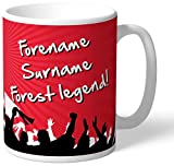 Personalised Nottingham <span class='highlight'>Forest</span> FC <span class='highlight'>Legend</span> Mug