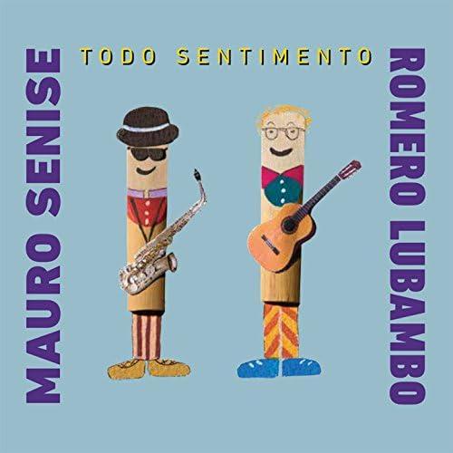 Mauro Senise & ホメロ・ルバンボ feat. エドゥ・ロボ