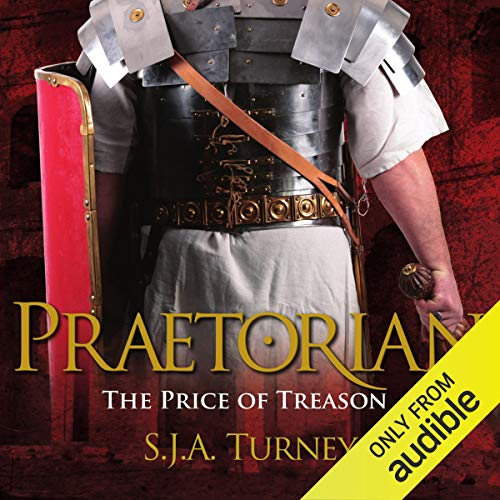 The Price of Treason audiobook cover art