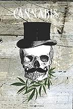Cannabis: ~ Marijuana Review Logbook Planner Tracker