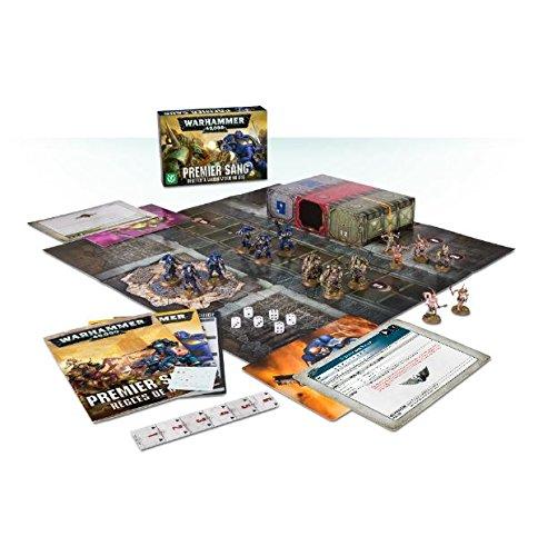Premier Sang débuter à Warhammer 40,000 40-04-60 - Français