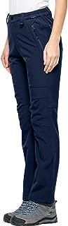 Asfixiado Women's Outdoor Waterproof Windproof Fleece Slim Cargo Snow Ski Snowboard Hiking Insulated Pants #209