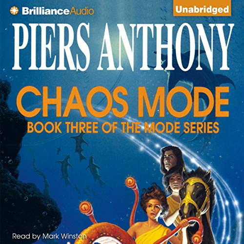 Chaos Mode Audiobook By Piers Anthony cover art