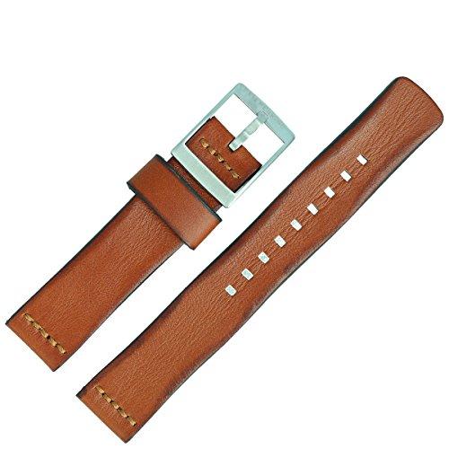 Liebeskind Berlin Uhrenarmband 18mm Leder Braun - B_LT-0059-LQ