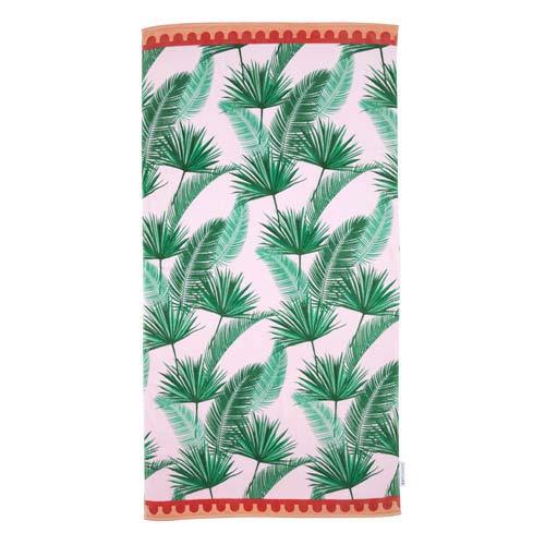 SunnyLIFE Women's Luxe Towel Kasbah Beach, Multi, One Size