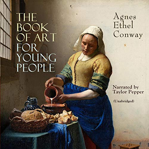 The Book of Art for Young People audiobook cover art