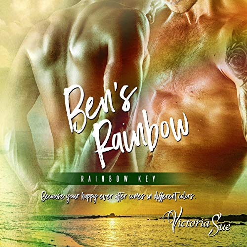 Ben's Rainbow audiobook cover art