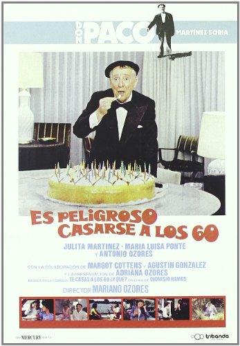 Es Peligroso Casarse A Los 60 [DVD]