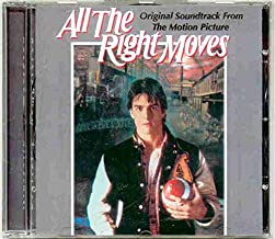 All The Right Moves ~ Original Motion Picture Soundtrack (Original 1983 Casablanca USA, European Import CD Released in 200...