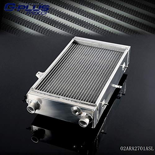 Aluminum Alloy Racing Cooling Radiator Sports Stop Leak For Lotus Europa Coupe S1 S2 TC 1.5/1.6l 66-76