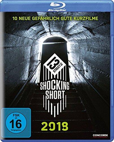 Shocking Short 2018 [Blu-ray]