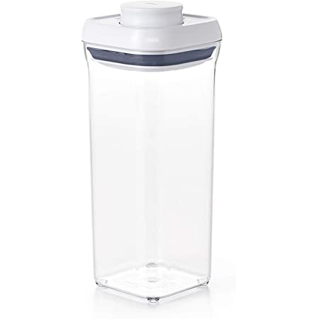 OXO Good Grips POP Square Storage Container, Small Square Lid, Medium - 1.5 Qt