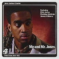 Me and Mr. Jones by Javon Jackson Quartet (1994-04-06)