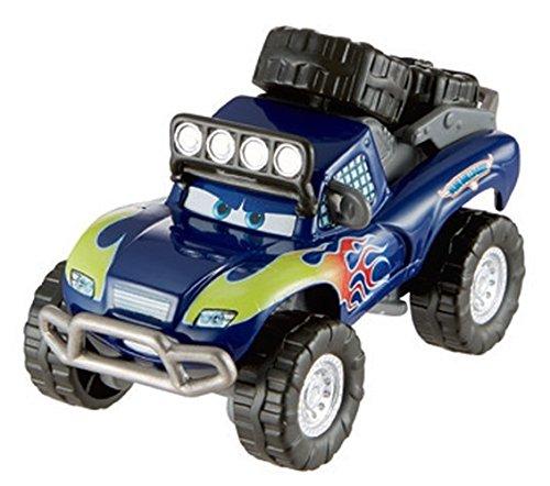 Disney Pixar Cars RS 500 Diecast Blue Grit