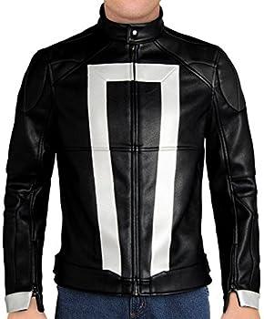 Ghost Shield Ultimate Agents of R.I.D.E.R Jacket  Black Medium