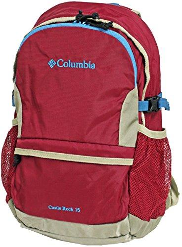 (コロンビア) Columbia キャッスルロック 15L バックパックII PU8186 (623:Pomegranate)