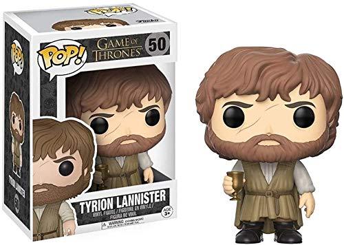 YUEDAI Juego de Tronos Pop Figura: Tyrion Lannister en Caja Adornos de colección de Vinilo Figura 10 CM