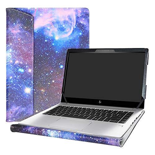 """Alapmk PU Custodia Protettiva per 15.6"""" HP EliteBook 850 G6 G5 & EliteBook 755 G5 & ZBook 15u G6 G5 Laptop(Note:Not Fit EliteBook 850 G4/G3/G2 & EliteBook 755 G4/G3/G2 & ZBook 15u G4/G3/G2),Galaxy"""