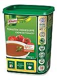 Knorr Tomaten Cremesuppe gebunden Trockenmischung (frischer, intensiver Tomaten Geschmack) 1er Pack (1 x 900g)